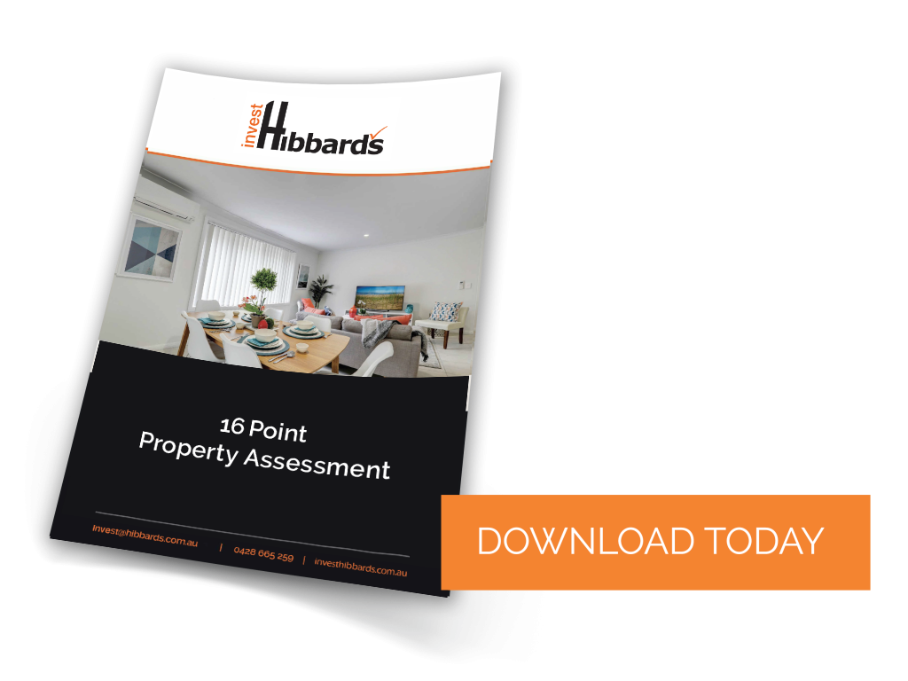 16 Points Property Assessment